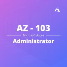Microsoft Certified  Azure Administrator – Associate